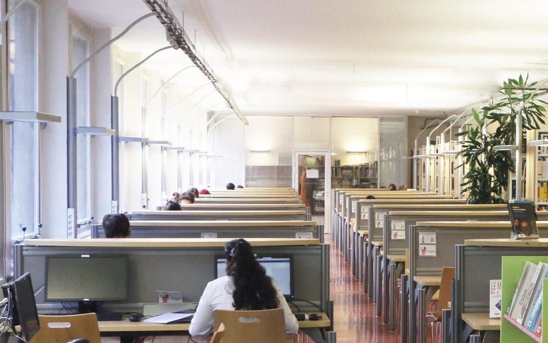 Une nouvelle bibliothèque dans le réseau Université de Paris : la bibliothèque Saint-Germain-des-Prés