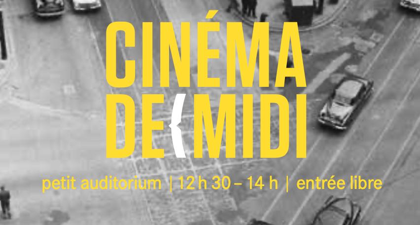 Cycle 2020-2021 du Cinéma de midi