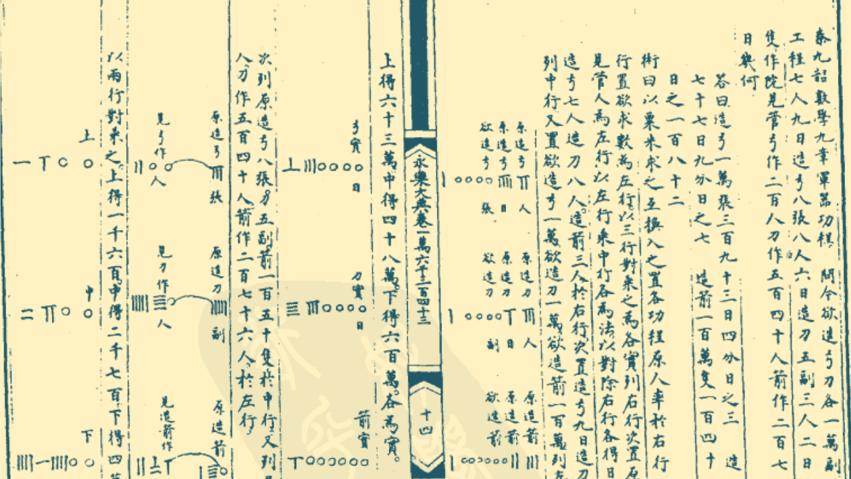 Séminaire ATE : «Constructions et usages des Antiquités : une vue historique et critique depuis les mathématiques»