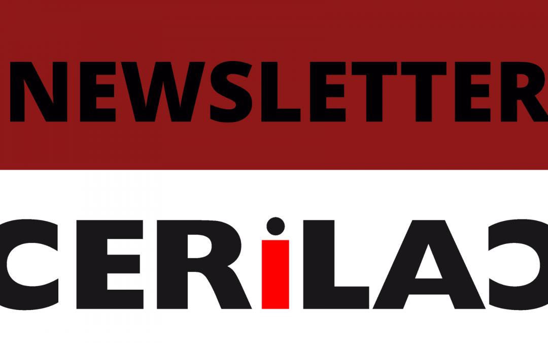 Newsletter n°22 mai 2021