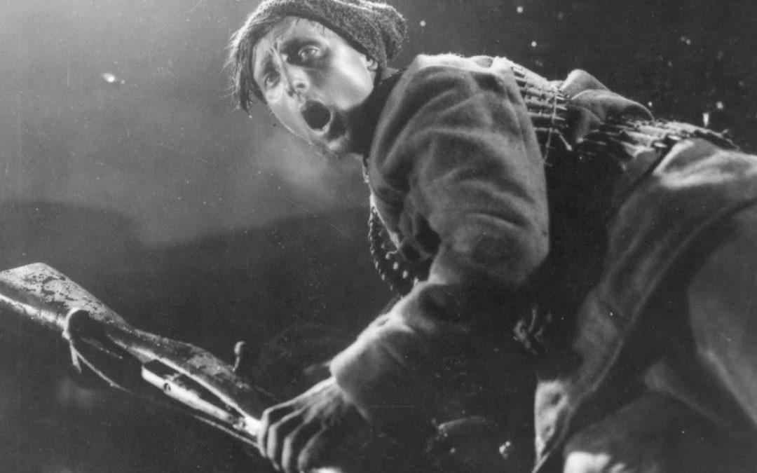 Séminaire Archi Vives :  «La Danse des valeurs. Sergueï Eisenstein et le Capital de Marx»