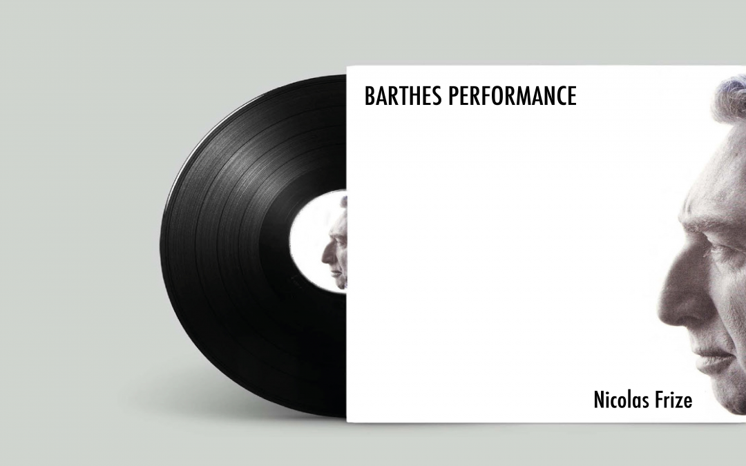 Barthes Performance