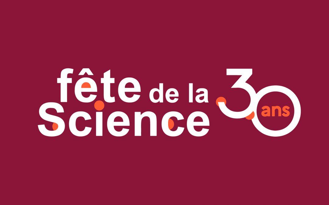 Fête de la science avec Thierry Lefebvre