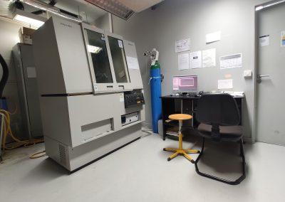 Diffractomètre des Rayons X (DRX)