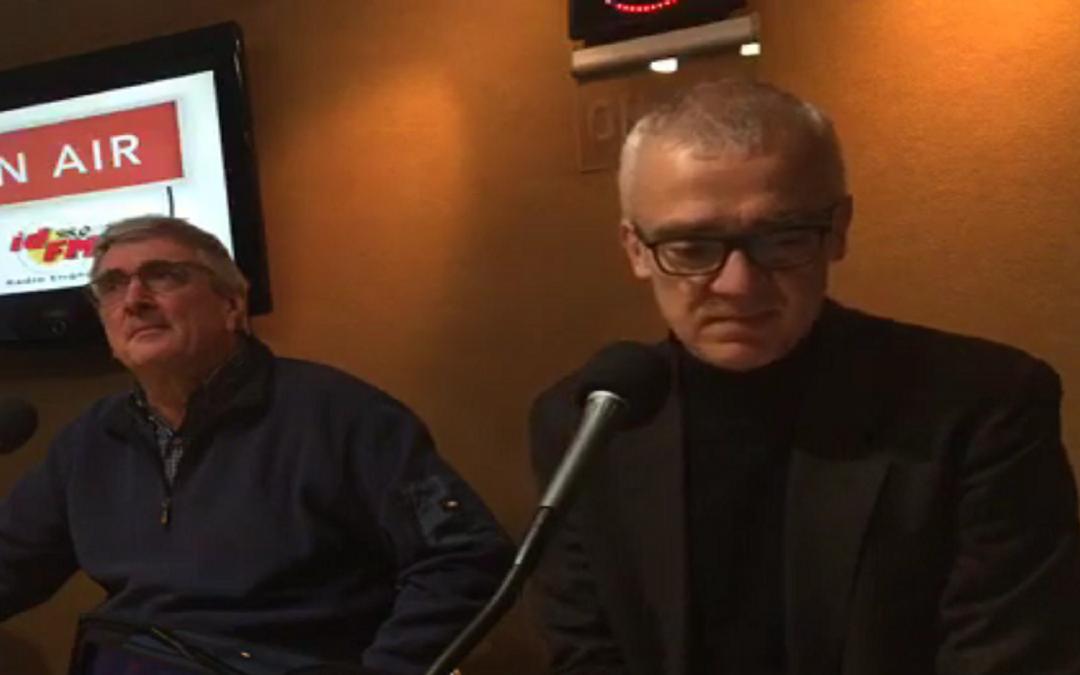 Bar de l'économie, Giuseppe Leo, Thierry Lorioux (15 janvier 2020)