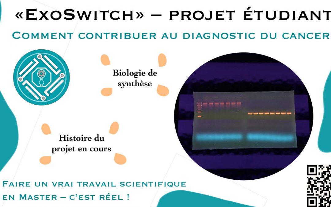 [Conférence en ligne] ExoSwith : comment contribuer au diagnostic précoce du cancer