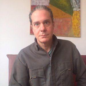 Julien Mallet – responsable de l'axe 2