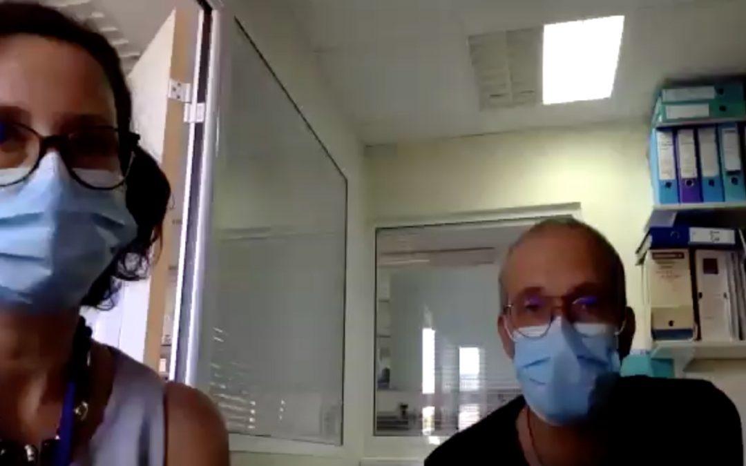 [Interview] Microb'UP avec Florence Niedergang et Olivier Tenaillon