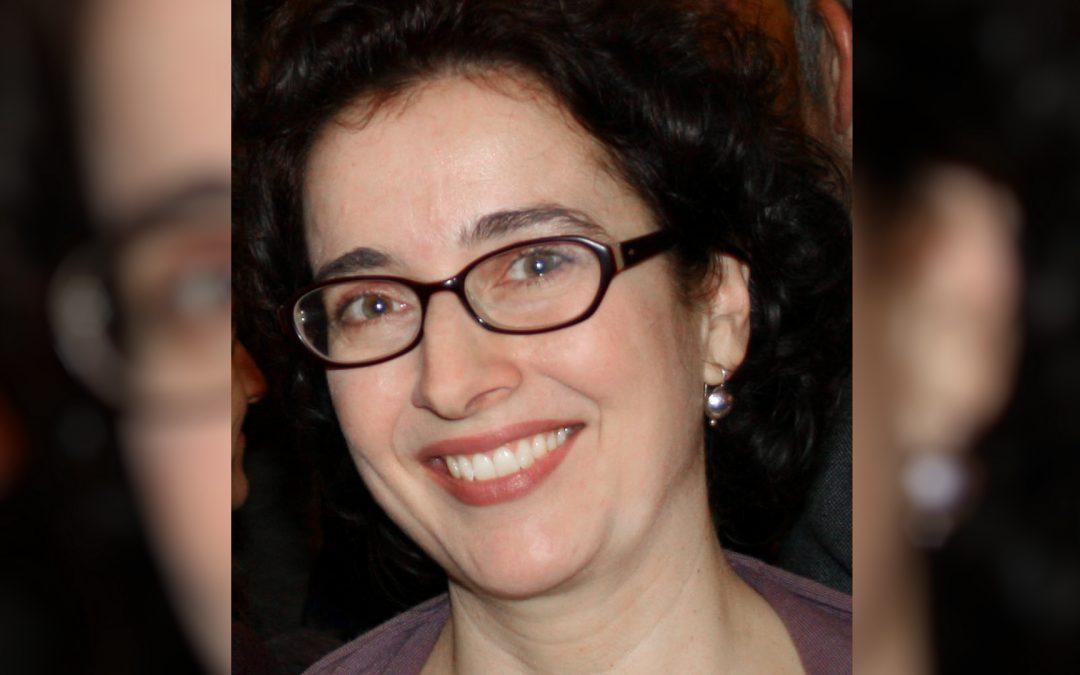 Ana Ferreiro, lauréate du Prix Friedrich Wilhelm Bessel