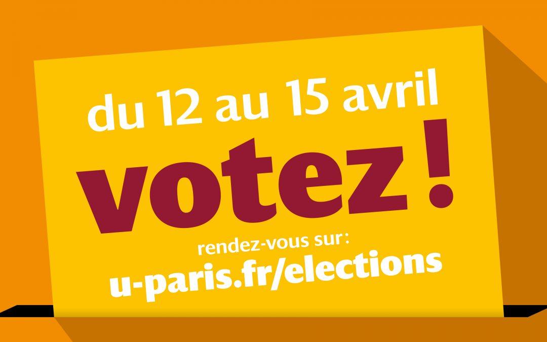 Elections des Conseils de l'UFR SDV
