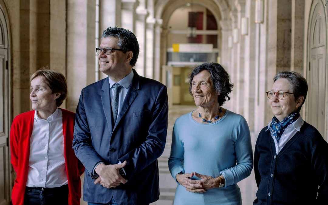 Brain Prize 2019 : une équipe Université de Paris récompensée