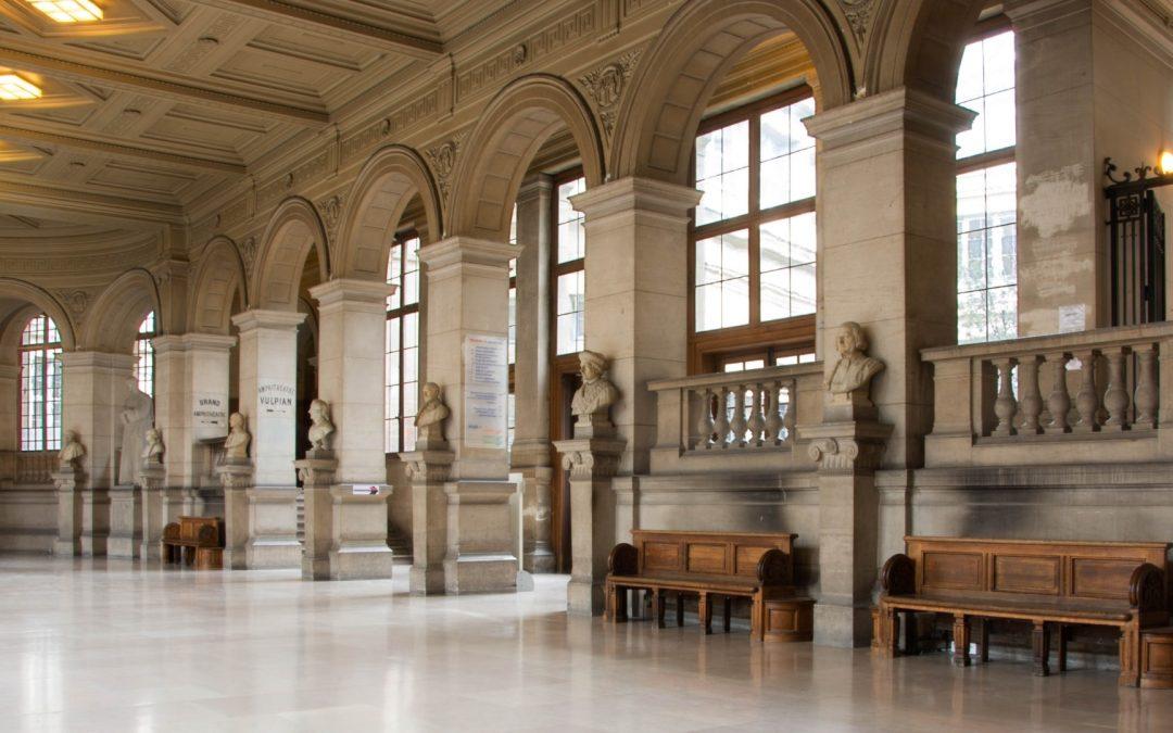 Siège : un symbole universitaire au coeur de Paris