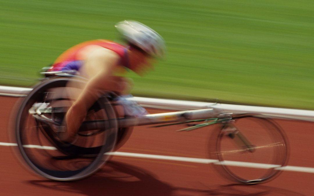 La progression des athlètes paralympiques