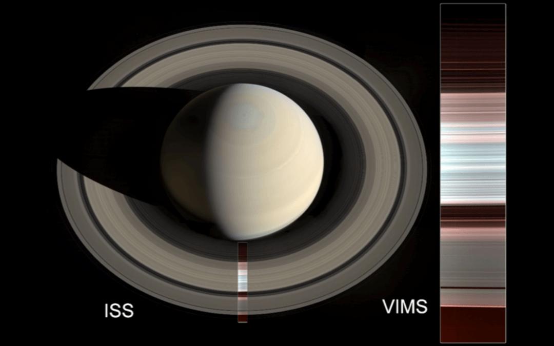 Cassini lève peu à peu le voile sur les anneaux de Saturne