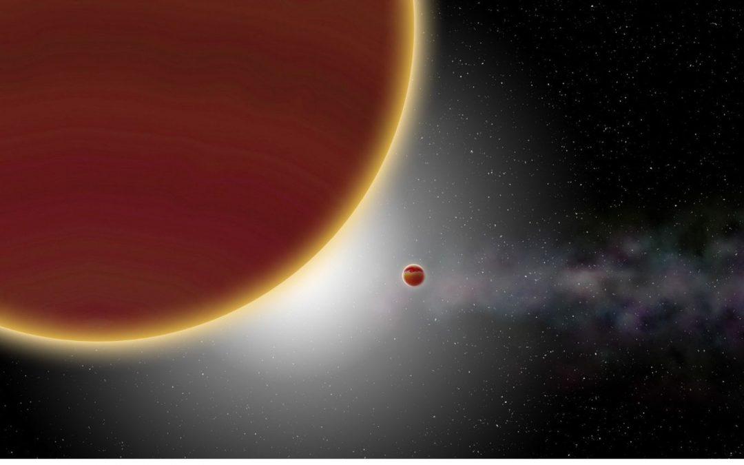 Une deuxième exoplanète dans le système beta Pictoris