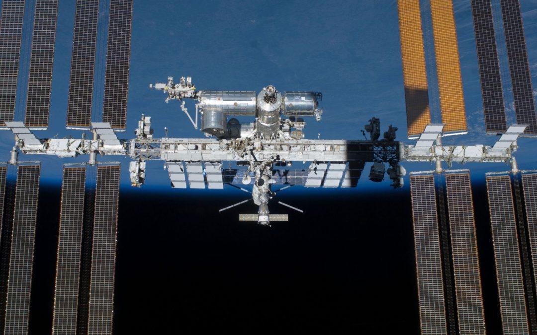 MINI-EUSO, un pied dans la Station Spatiale Internationale
