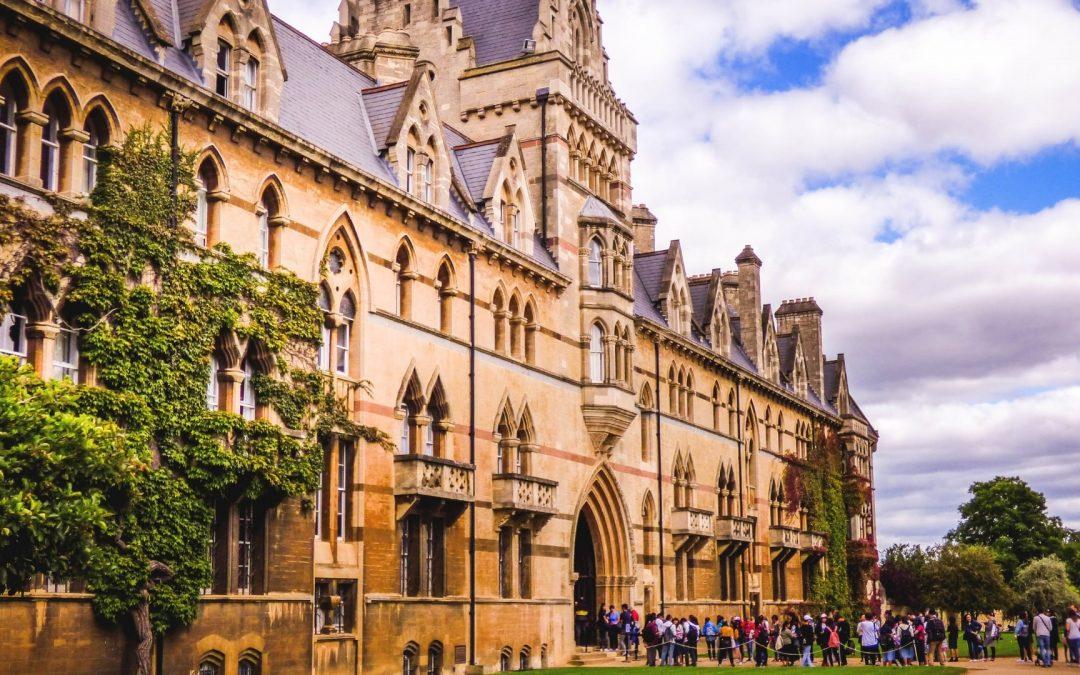 « POP Paris Oxford Partnership »  A new strategic partnership