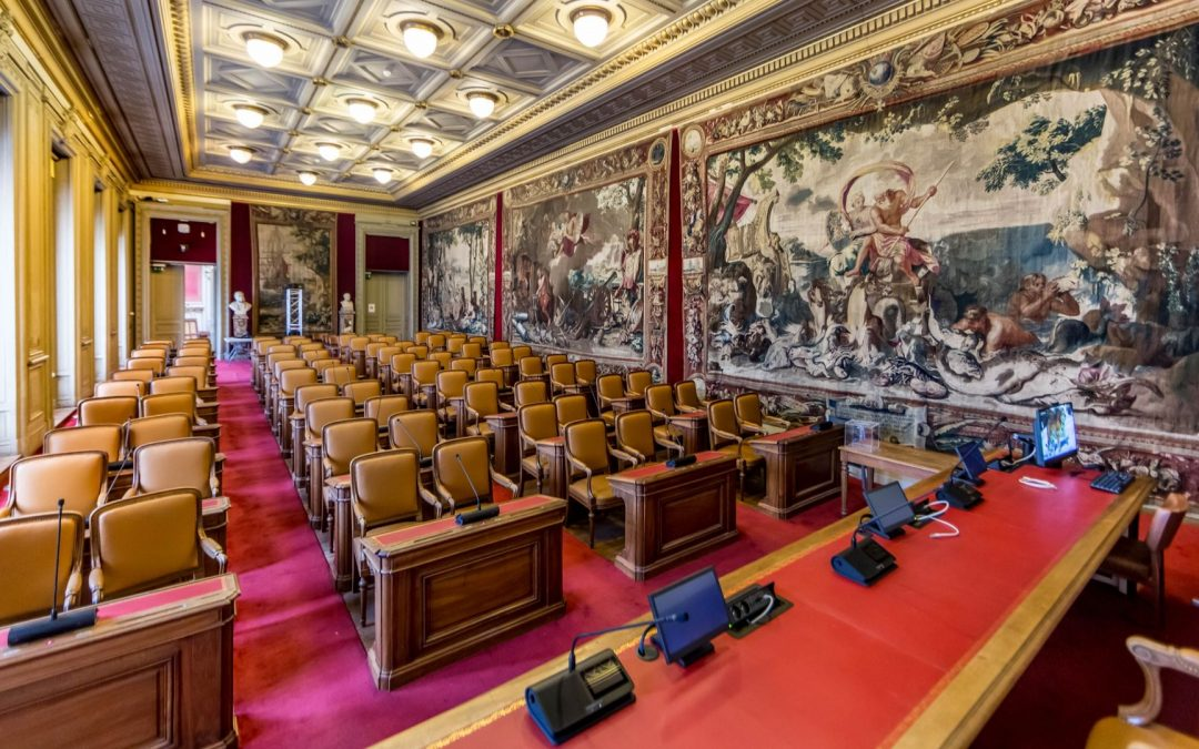 Élection des vice-président·e·s statutaires d'Université de Paris