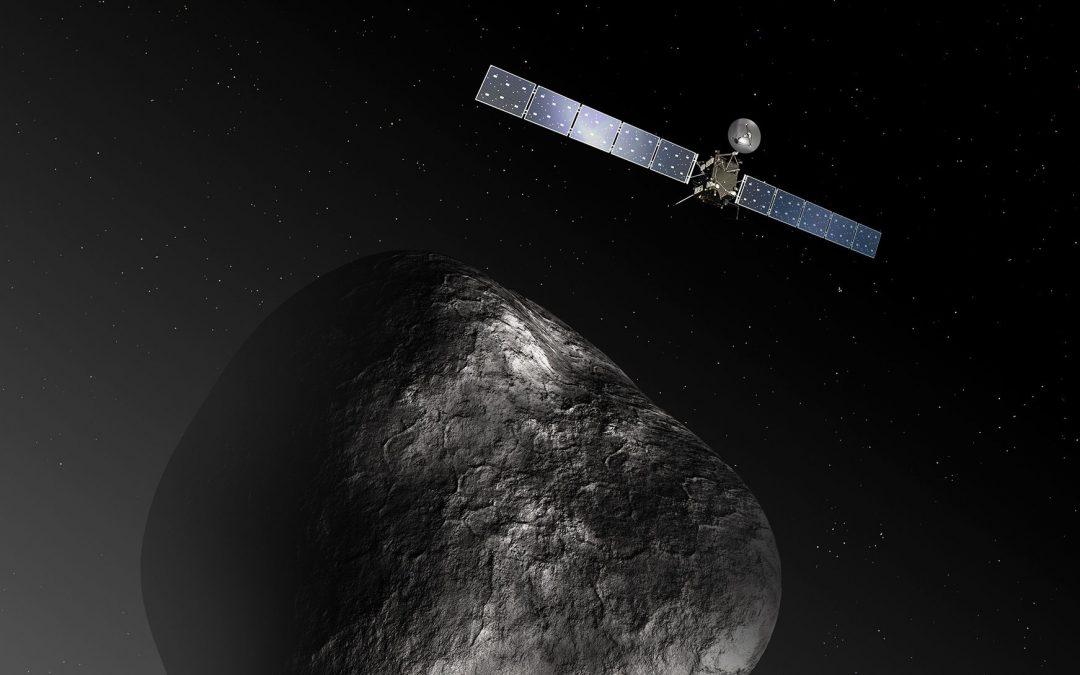 La comète Tchouri dévoilée par la mission Rosetta