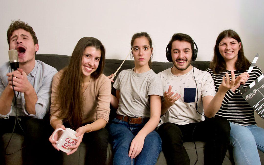 Clap m'en cinq, le nouveau podcast