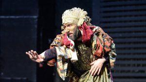 Théâtre : La naissance de la tragédie @ Campus des Grands Moulins Bâtiment - Amphi Buffon