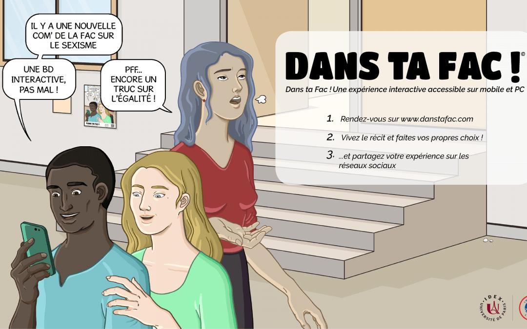 DANS TA FAC – TOME 4
