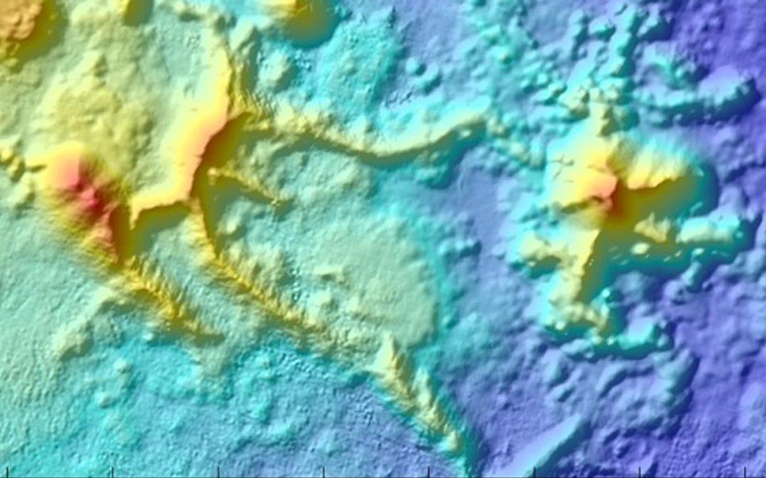 Une double campagne océanographique pour l'étude du volcan de Mayotte