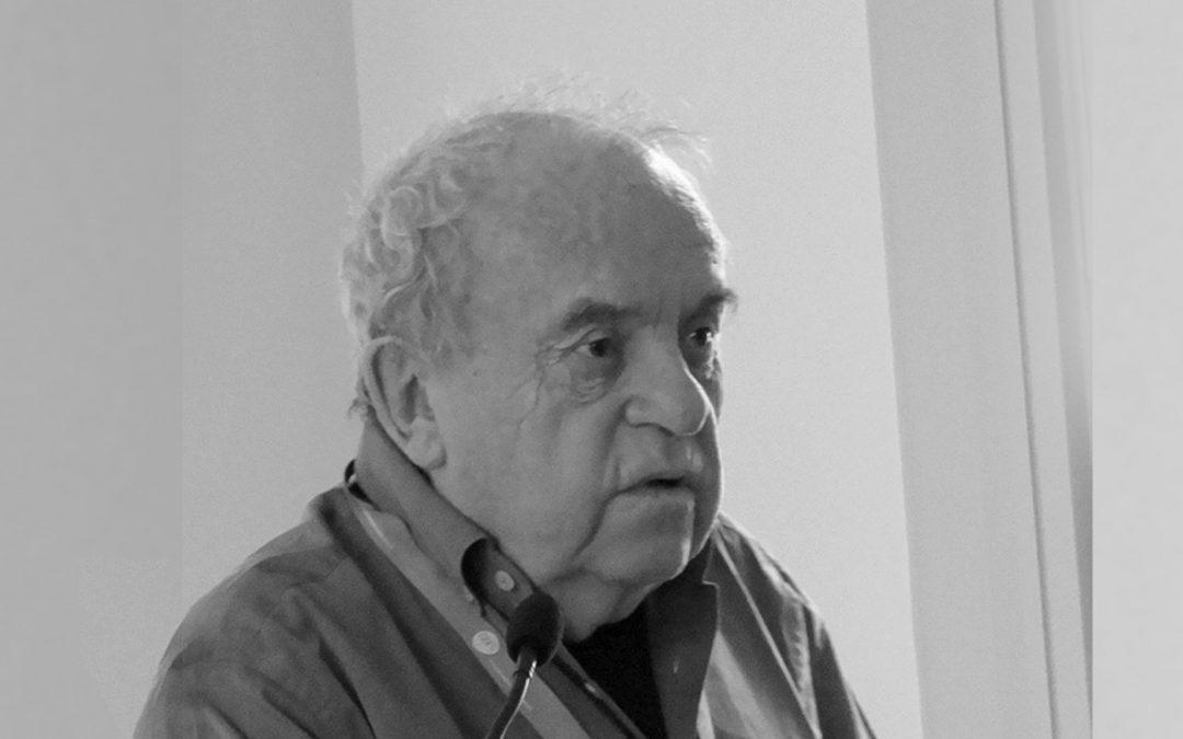 Décès du Pr Jean-Michel Savéant