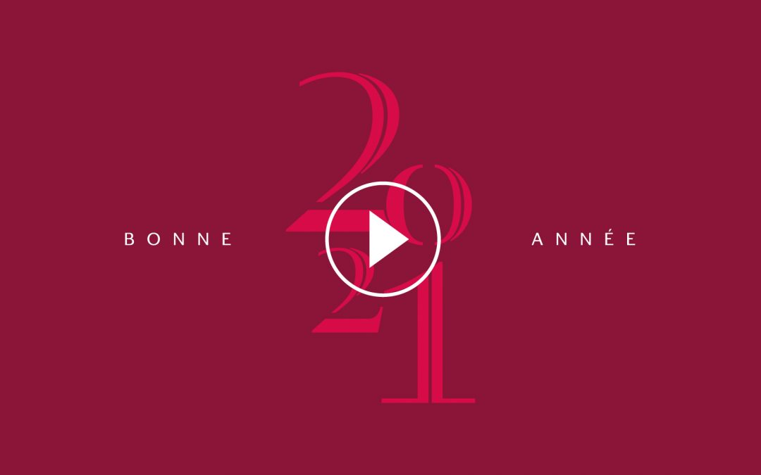 Université de Paris wishes you a Happy New Year !