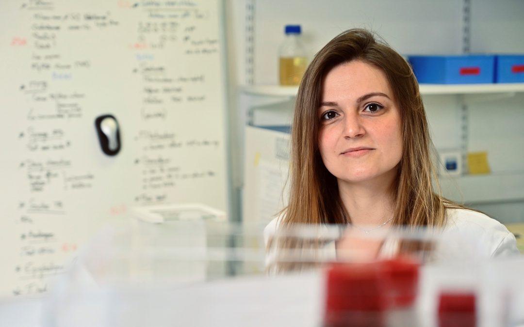 Alexandra Maure sélectionnée pour l'édition 2021 de « Sciences en bulles »