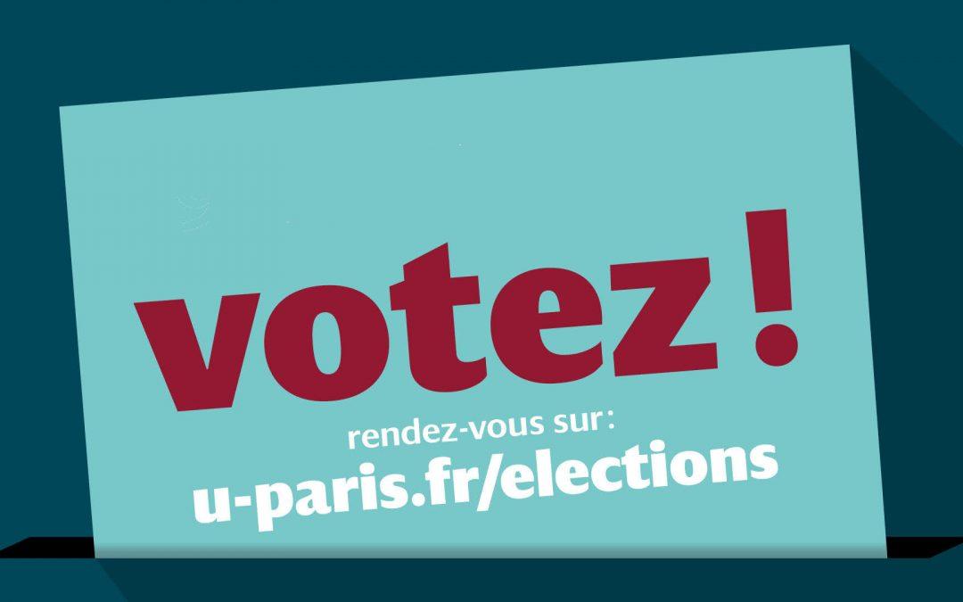 Votez en ligne lors des prochaines élections étudiantes