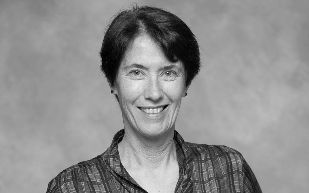 Elizabeth Macintyre, nouvelle vice-présidente à la stratégie internationale