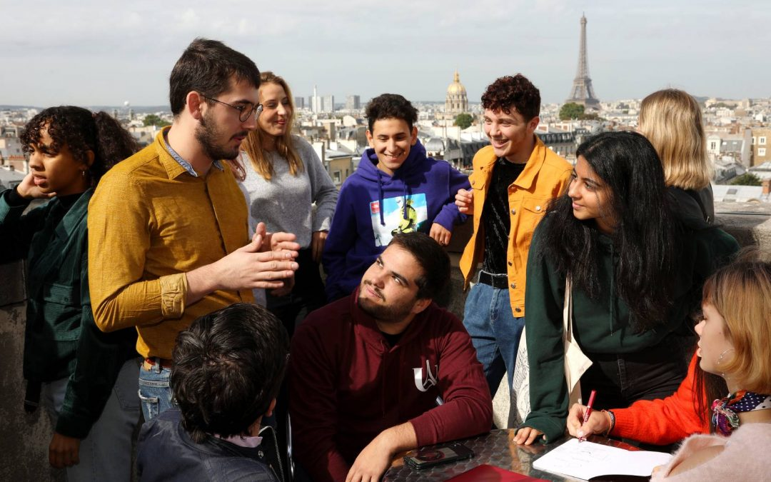 Nos étudiants internationaux ont choisi Université de Paris