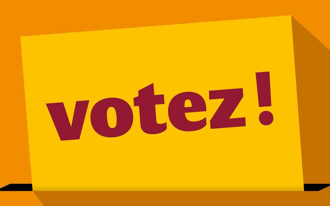 Élections du 12 au 15 avril : mode d'emploi