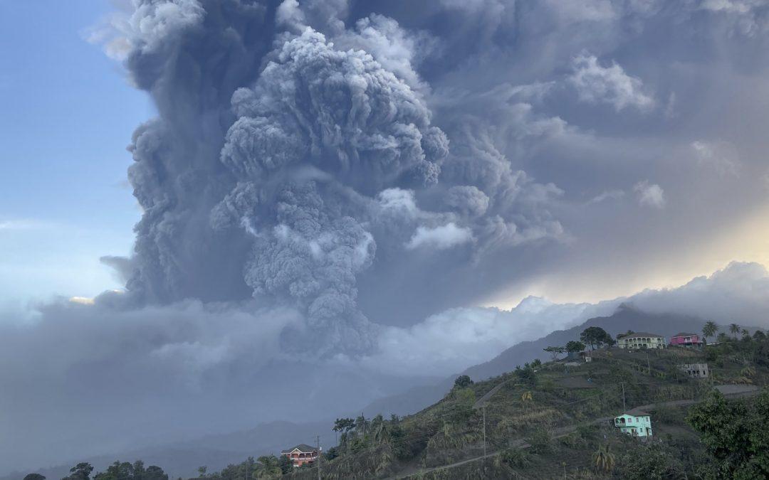 Retour sur l'éruption de la Soufrière de Saint-Vincent-et-les-Grenadines