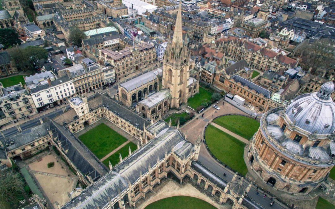Call for Applications Paris-Oxford Partnership (POP)