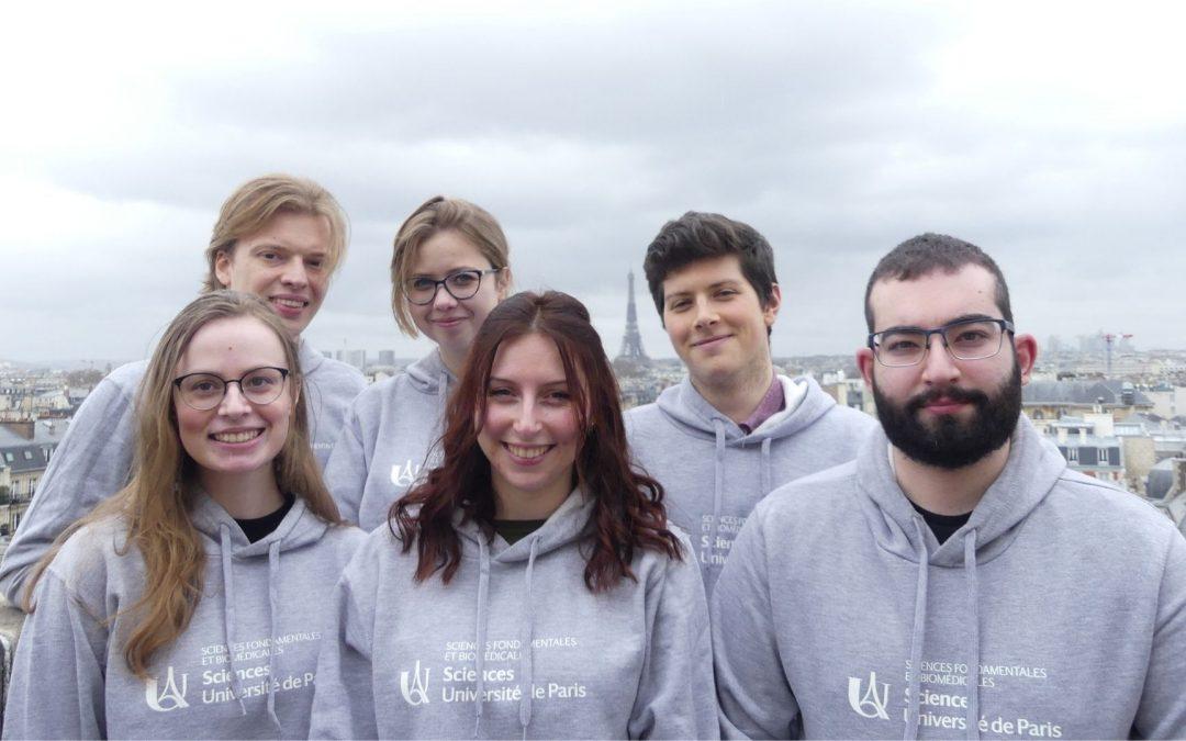 Des étudiants et étudiantes du master BME en lice pour le concours iGEM