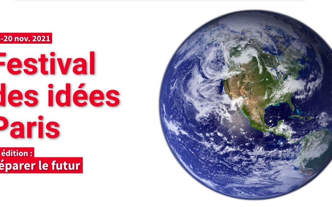 Festival des idées Paris 2021 : Appel à labellisation