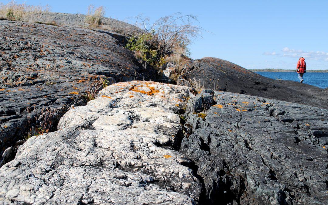 La subduction déjà à l'œuvre sur Terre il y a 4 milliards d'années.