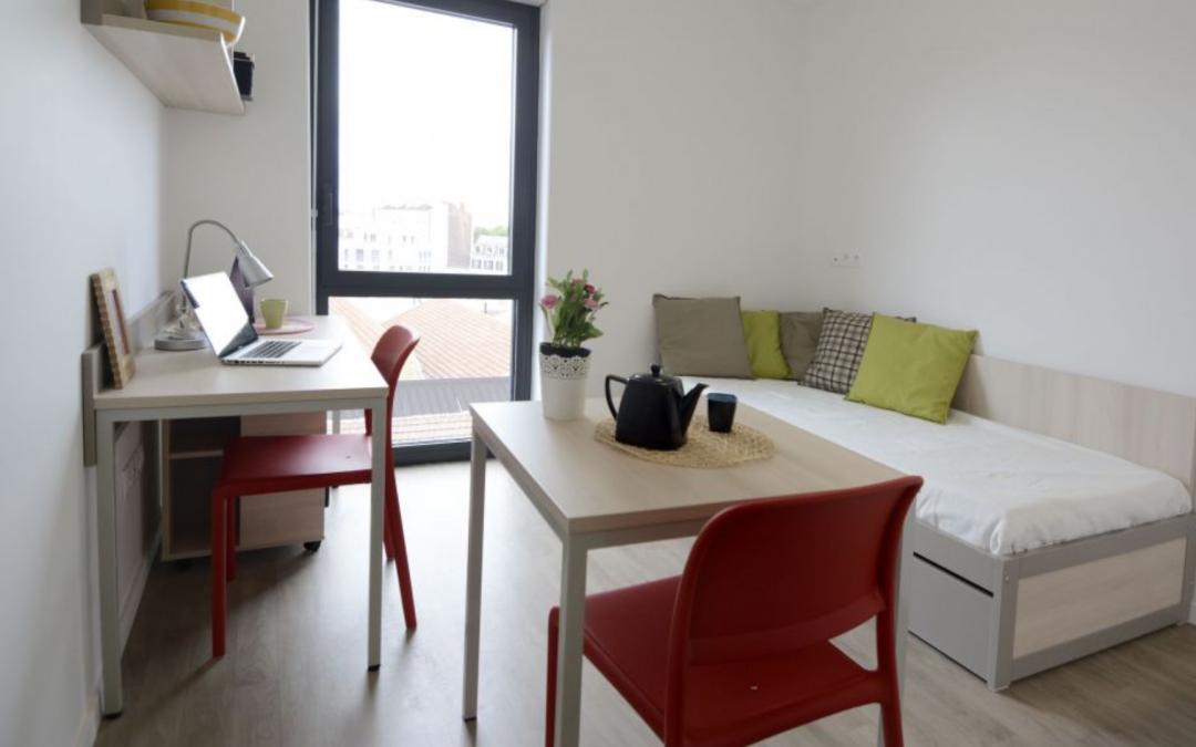 Résidence Fac-Habitat Lucie Aubrac – Aubervilliers (93)