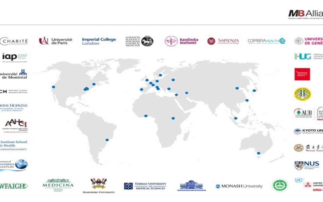 Université de Paris s'associe à la « déclaration Kampala »