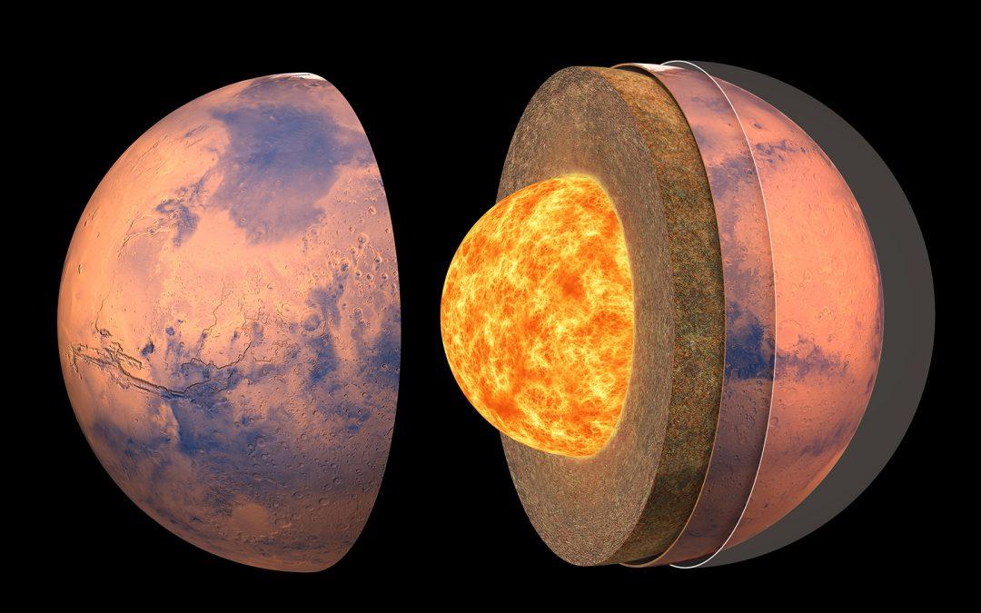 Mission InSight : Mars se dévoile