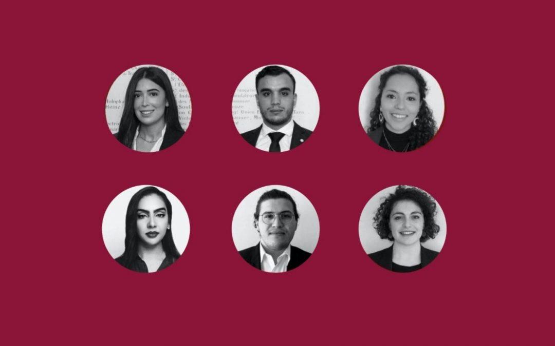 L'équipe d'Université de Paris lauréate du concours ICGRC