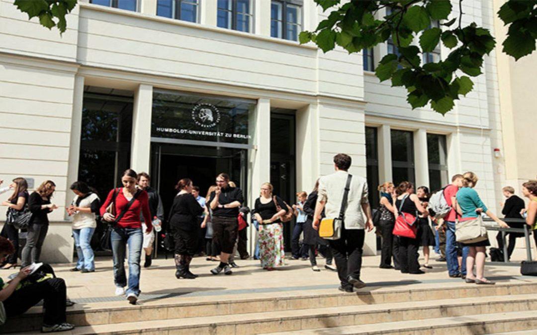 L'Université d'Humboldt accueille des jeunes chercheurs de Circle U.