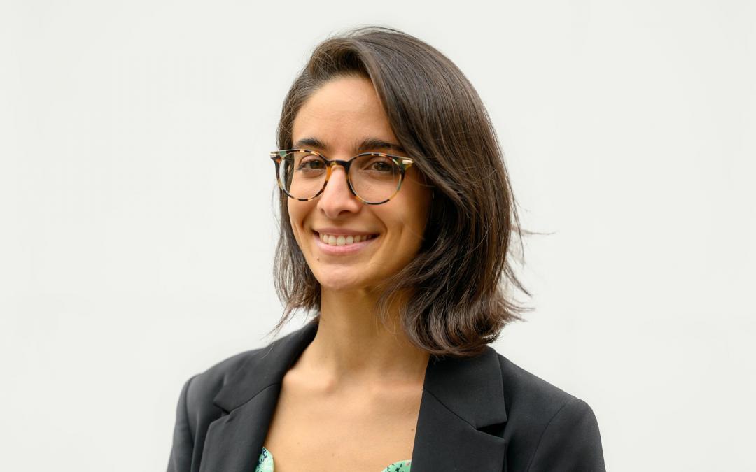 Rencontre avec Mathilda Bedin, nouvelle vice-présidente étudiante