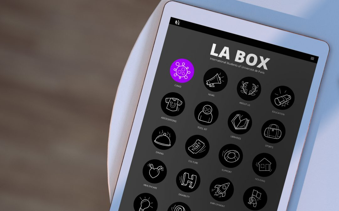 [LA BOX] in English is now online !