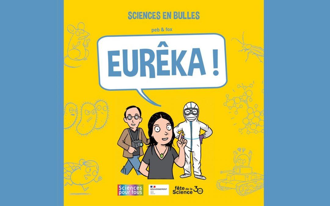 Sciences en bulles : présentez votre thèse en BD